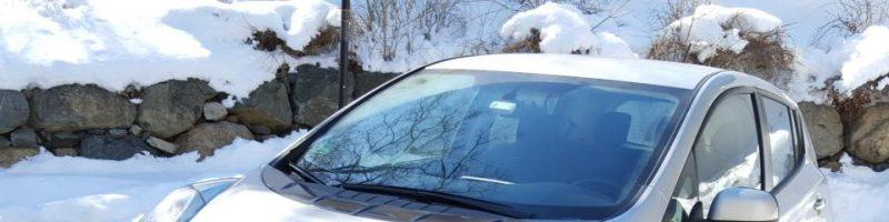 Nissan LEAF 2015 S+ 48 802 Km – 18 750 $ (seulement 16 421 $ avec subvention) – VENDU