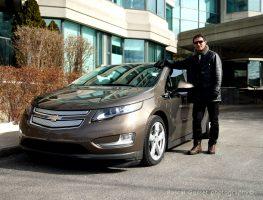 Témoignage d'André Boily – Heureux propriétaire d'une Chevrolet Volt 2015 de MUZE