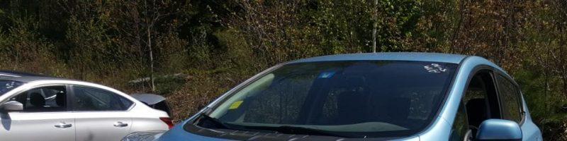 Nissan LEAF 2015 S+ 27 574 Km – Seulement 16 871 $ avec la subvention – VENDU