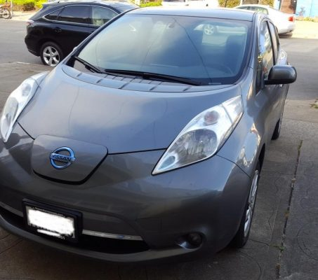 Nissan LEAF 2015 S+ 36 023 Km – Seulement 16 871 $ avec la subvention – RÉSERVÉ