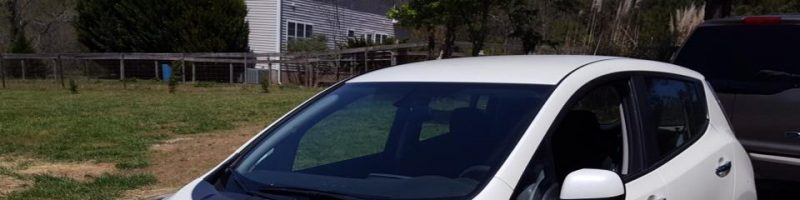 Nissan LEAF 2015 S+ 45 338 Km – Seulement 16 421 $ avec la subvention – VENDU