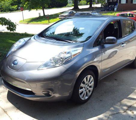 Nissan LEAF 2015 S+ 32 692 Km – Seulement 16 871 $ avec la subvention – VENDU