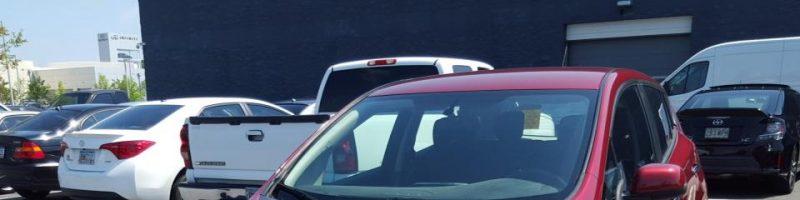 Nissan LEAF 2015 S+ 33 482 Km – Seulement 16 871 $ avec la subvention – VENDU