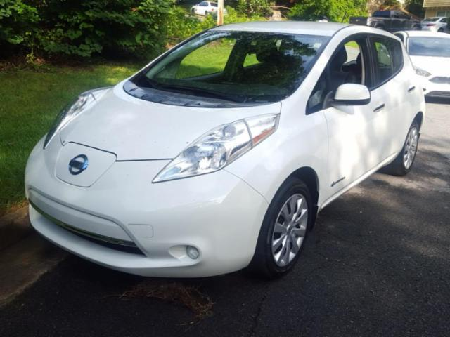 Nissan LEAF 2015 S+