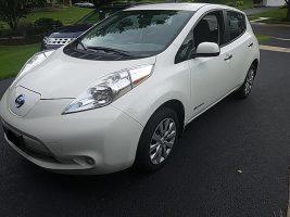 Nissan LEAF 2015 S+ 50 144 Km – Seulement 16 421 $ avec la subvention – VENDU