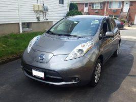 Nissan LEAF 2015 S+ 33 027 Km – Seulement 16 871 $ avec la subvention – VENDU