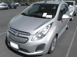 CHEVY SPARK EV 2LT 2015 – 30 787  Km – Charge rapide 400V – Seulement 15 171 $ avec la subvention – VENDU