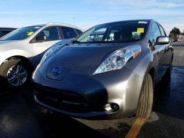 Nissan LEAF 2015 S+ 20 706 Km – Seulement 16 621 $ avec la subvention – VENDU
