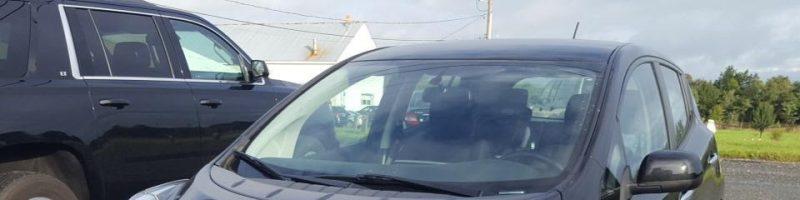 Nissan LEAF 2015 S+ 33 492 Km – Seulement 17 121 $ avec la subvention – VENDU