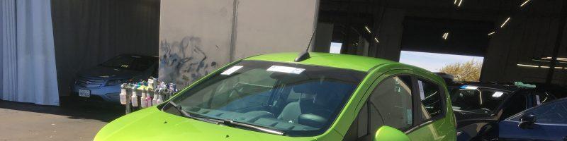 CHEVY SPARK EV LT 2015 – 15 765  Km – Charge rapide 400V – Seulement 16 471  $ avec la subvention – VENDU