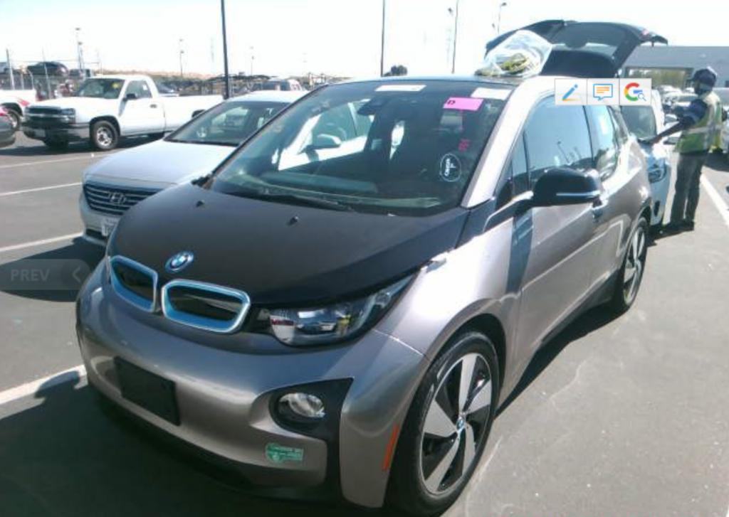 BMW i3 GIGA REXT 2015