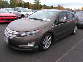 Chevrolet VOLT 2015 – 51 667 Km – Seulement 21 750$ – VENDU