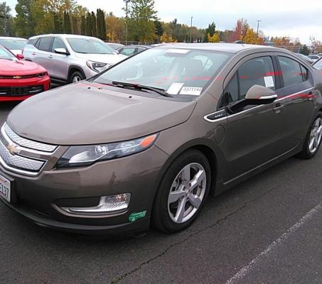 Chevrolet VOLT 2015 – 51 667 Km – Seulement 21 750$ – DISPONIBLE