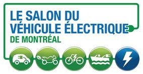 Salon du véhicule électrique de Montréal : 3, 4 et 5 mai 2019