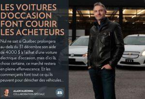 Pascal Gosset, La Presse 12 novembre