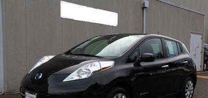 Nissan LEAF 2015 S+ 9 534 Km – Seulement 17 871 $ avec la subvention – VENDU