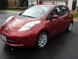 Nissan LEAF 2015 S+ 36 823 Km – Seulement 16 871 $ avec la subvention – VENDU