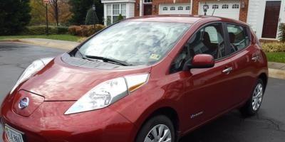 Nissan LEAF 2015 S+ 36 823 Km – Seulement 16 871 $ avec la subvention – DISPONIBLE