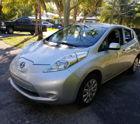 Nissan LEAF 2015 S+ 40 825 Km – Seulement 16 871 $ avec la subvention – DISPONIBLE