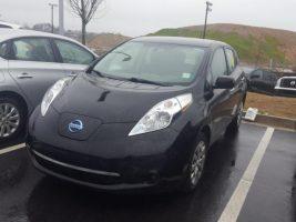 Nissan LEAF 2015 S+ 43 732 Km – Seulement 15 850 $ avec la subvention – VENDU
