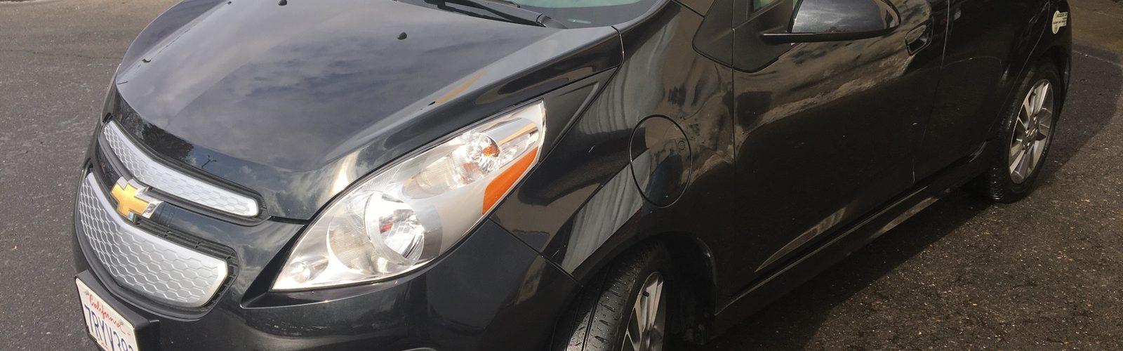 CHEVROLET SPARK EV 2LT 2016 – 34 667  Km – Seulement 14 599.98 $ avec la subvention – DISPONIBLE