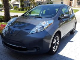 Nissan LEAF 2016 SV – 20 888 Km – Seulement 20 751 $ avec la subvention – DISPONIBLE