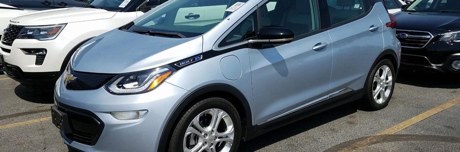 Chevrolet BOLT EV LT 2017, 35 700 km – Seulement 22 995 $ (subvention incluse) – DISPONIBLE