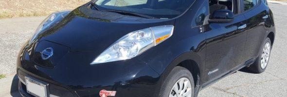 Nissan LEAF 2017 S+ 35 005 Km – Seulement 15 950 $ avec la subvention – VENDUE