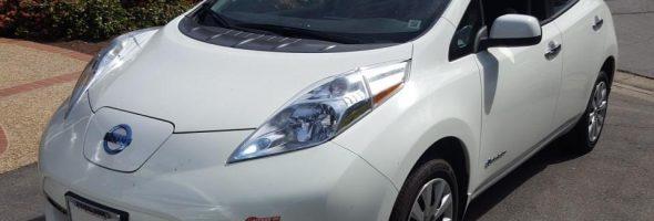 Nissan LEAF 2017 S+ 52 589 Km – Seulement 15 950 $ avec la subvention – VENDUE