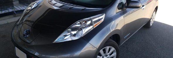 Nissan LEAF 2017 S+ 45 966 Km – Seulement 15 950 $ avec la subvention – DISPONIBLE