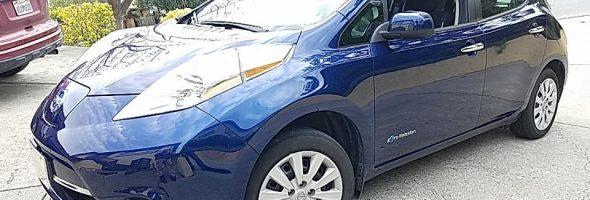Nissan LEAF 2017 S+ 43 005 Km – Seulement 15 950 $ avec la subvention – DISPONIBLE