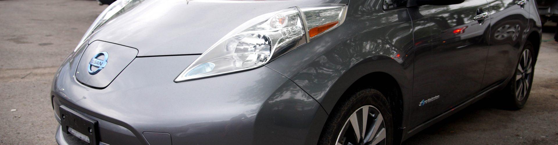 Nissan LEAF 2017 SV 36 250 Km – Seulement 17 950 $ avec la subvention – VENDUE