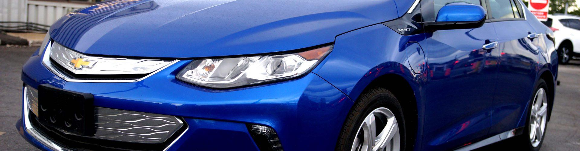Chevrolet Volt LT 2017, 45 267 Km – Seulement 20 750 $  – VENUDE