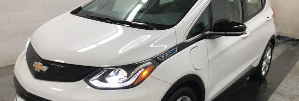 Chevrolet BOLT EV LT 2017, 34 900 km – Seulement 22 995 $ (subvention incluse) – DISPONIBLE