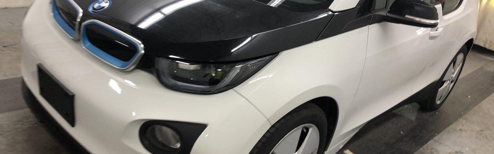 BMW i3 DEKA  2017 – 19 500  Km – Seulement 22 500 $ – DISPONIBLE