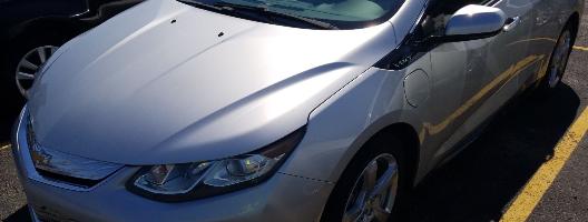 Chevrolet VOLT 2017, 47 100 km – Seulement 20 950 $  DISPONIBLE